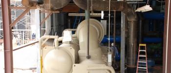 Samford University Boiler Plants